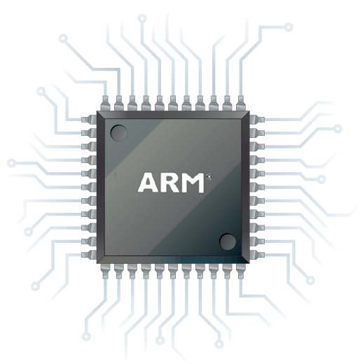 By 2009 ARM chips were ready to run full Windows NT