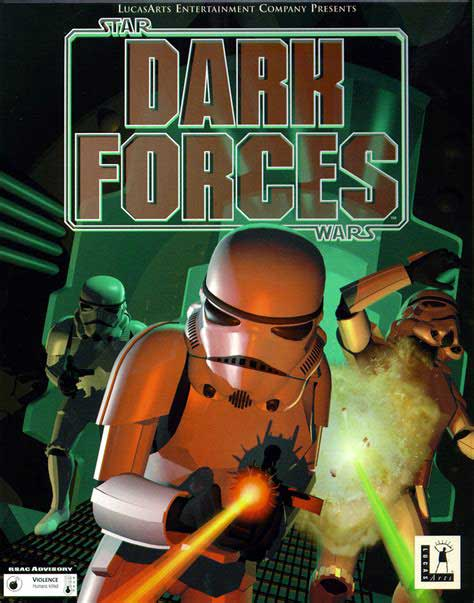 Dark Forces was my first official port