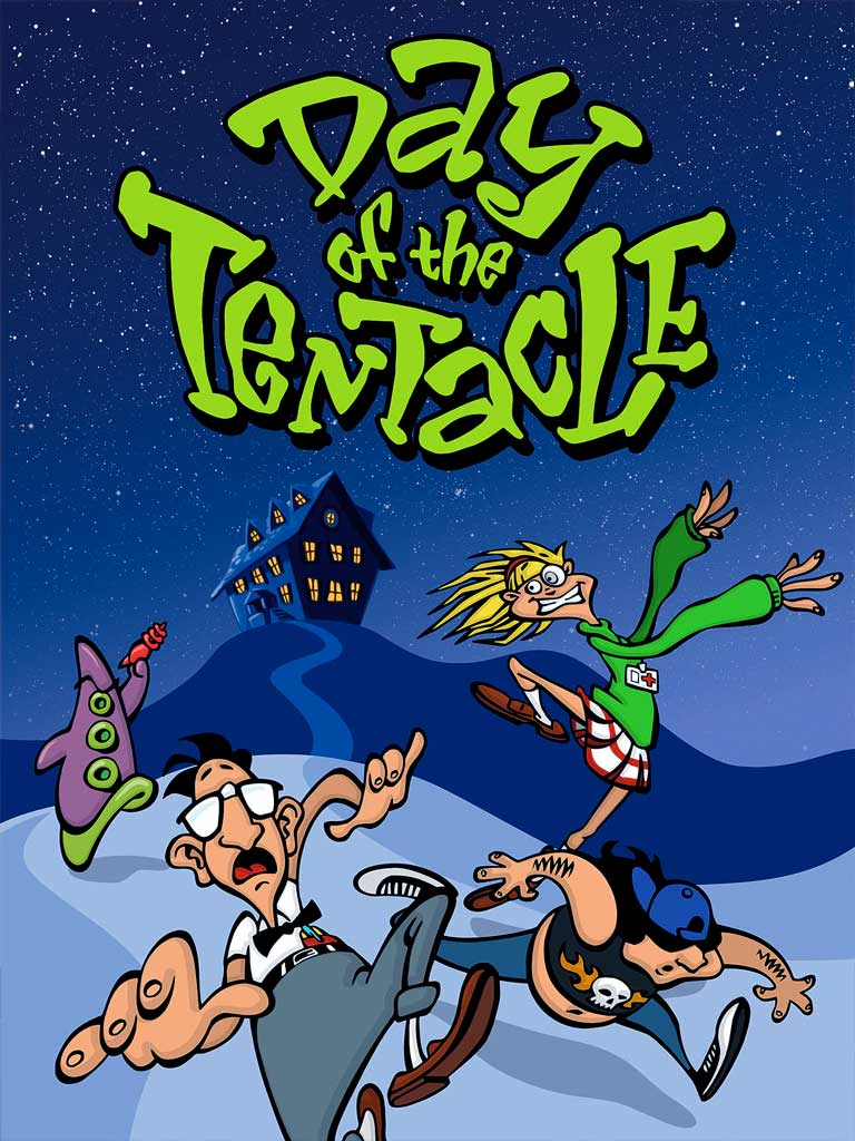 To be super honest, Day of the Tentacle was one of the main reasons I wanted to revive the games