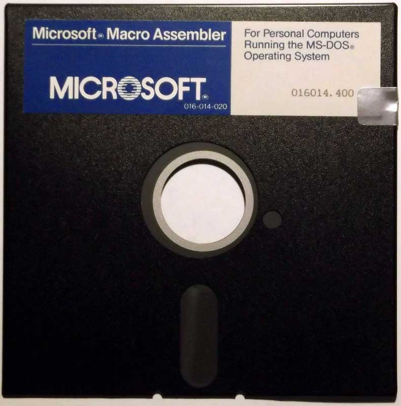 Spent a good chunk of change on Microsoft's MASM back in the day