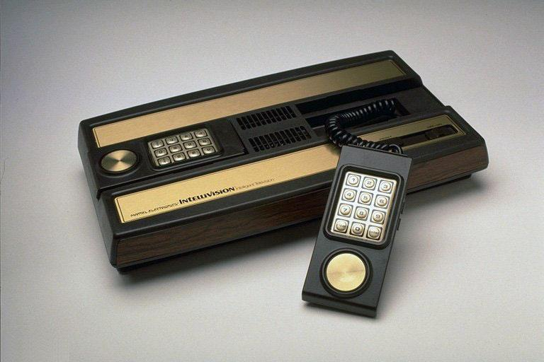 Mattel Intellivision, my first console