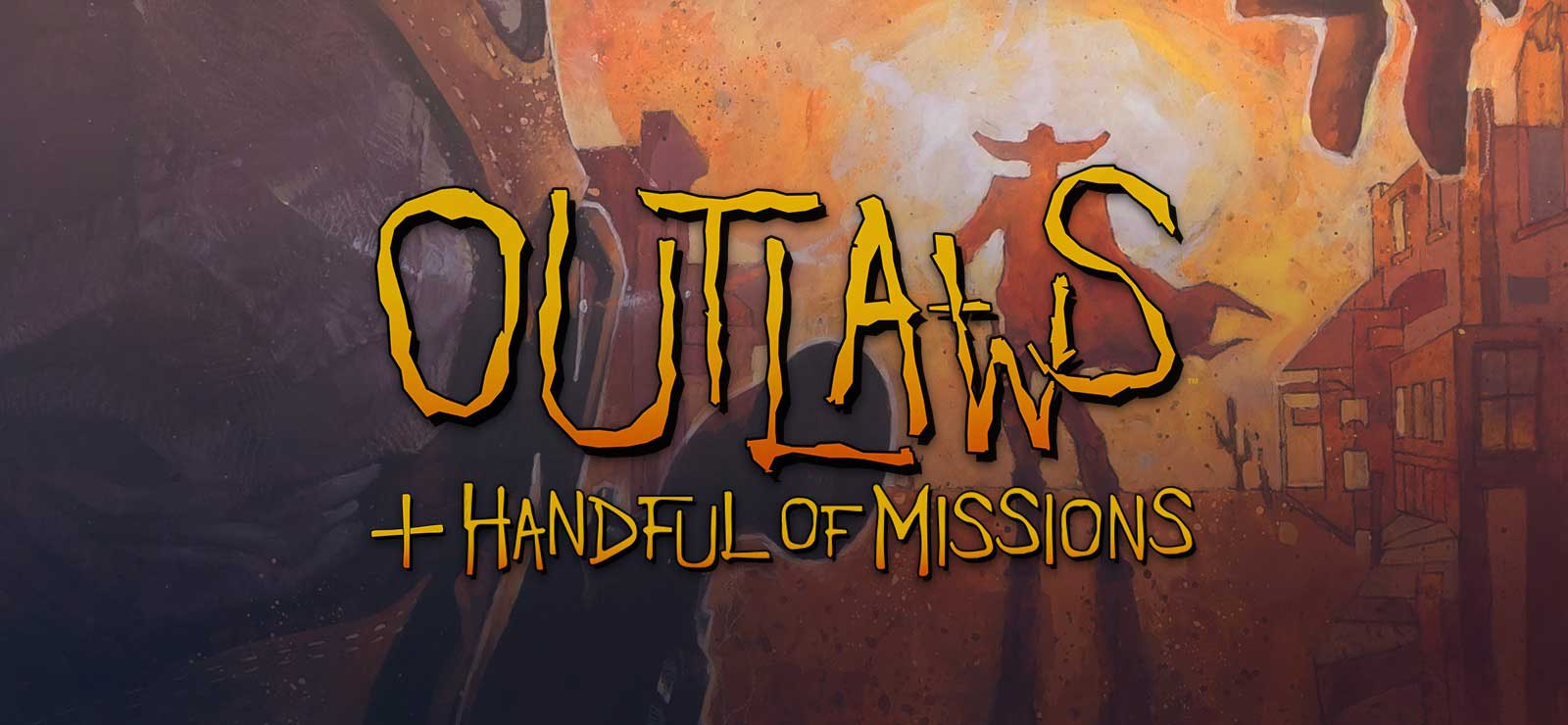 The Outlaws expansion pack added support for hardware 3D acceleration