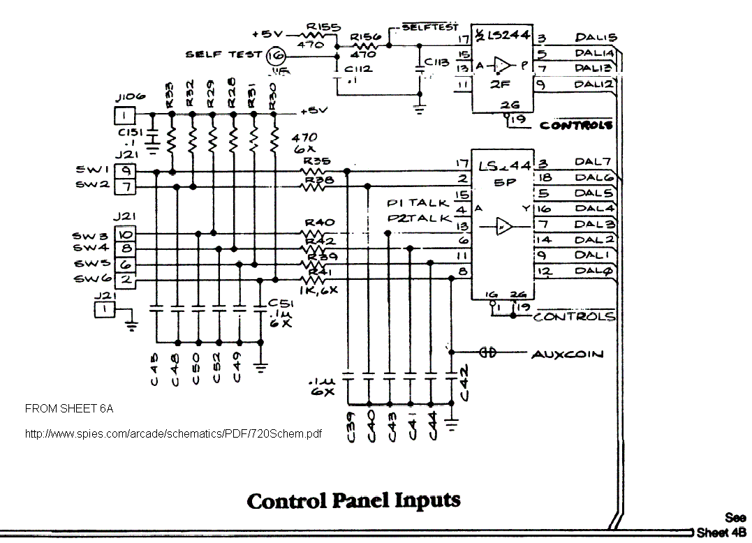 Learning to read schematics was very helpful