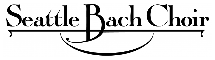 Seattle Bach Choir Logo