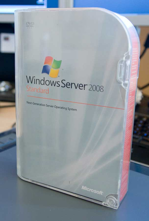 Hyper-V was first shipped as part of Windows Server 2008